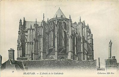 60 Beauvais Abside Cathedrale 8576