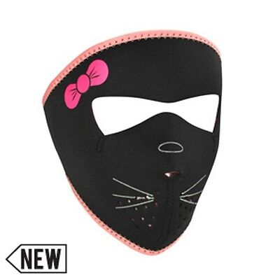 Small Child Size Hello Kitty Neoprene Full Face Mask Zan Headgear Free Shipping