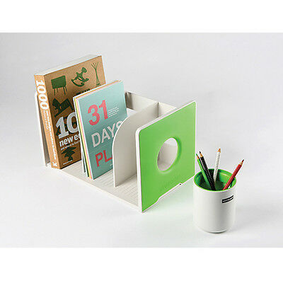My Room Boo Rack 3 Green Book Shelf Office Bookcase Home Book Stand 42112