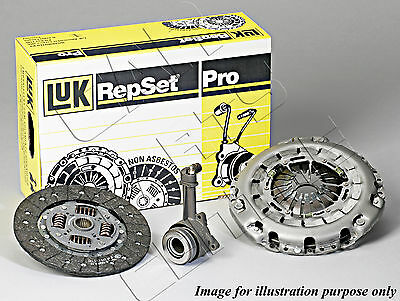 For Ford Fiesta Fusion 1.2 1.3 1.4 Luk Clutch Kit Csc Slave Cylinder Bearing