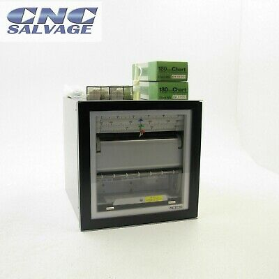 Chino Digital Chart Recorder Gh888000 Fh996Z001 *new In Box*