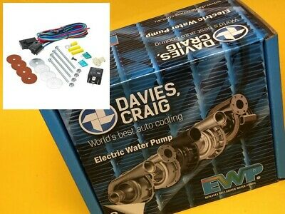 Thermofan wiring and mounting kit Davies Craig 2 Year Wty 1000