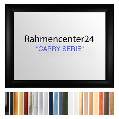 PICTURE FRAME CAPRY ANTI REFLECTIVE 22 COLORS FROM 34x37 TO 34x47 INCH FRAME