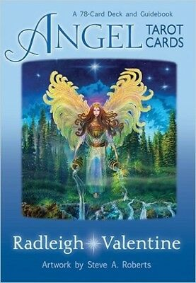 Angel Tarot Cards by Doreen Virtue & Radleigh Valentine New & Sealed