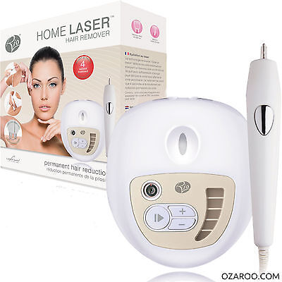 NEW Rio Beauty Home Laser Tweezer Hair Remover System - Permanent Hair Reduction