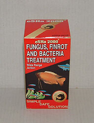 eSHa 2000 20ml Anti-Bacteria Treatment. Aquarium Fish.