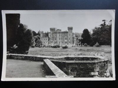 Ireland: Co. Wexford Johnstown Castle c1958 RP Postcard