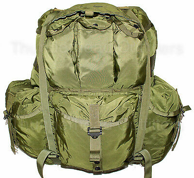 ALICE LC-1 LARGE Field Pack (Pack Only) Nylon OD USGI Army Military Issue GC