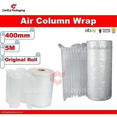 400mm x 5m (meter) Column Air Wrap best for wine packing | better shock absorb