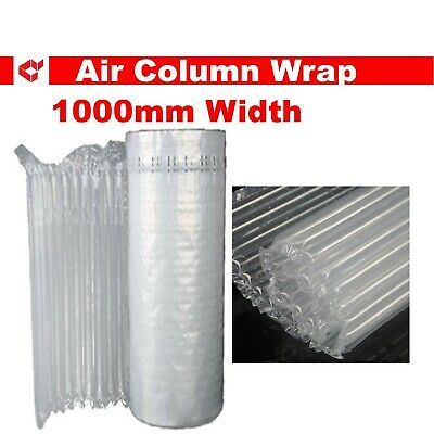1000mm x 5m (meter) Column Air Wrap | Best for white goods or furniture removals