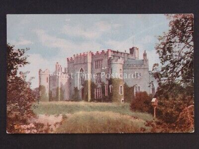 Ireland: King's County BIRD CASTLE - Old Postcard