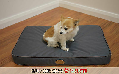 Four Seasons Memory Foam Orthopedic Dog Bed for Cabin Style Kennels - Small