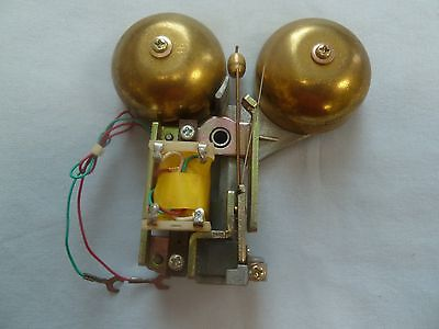 Double Bell Ringer for Western Electric Payphone Payphones Pay Phone Protel GTE