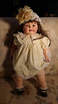 28 inch composition doll