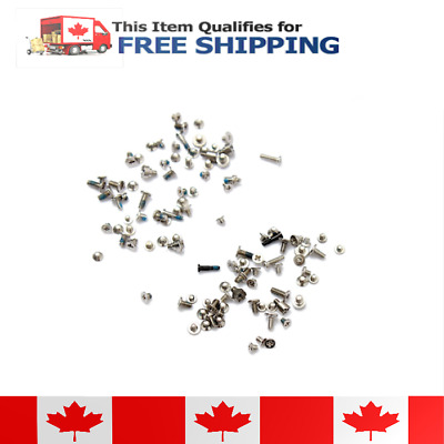 iPhone 5 Complete Replacement Screw Set Black