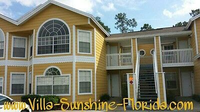 Vacation rental -  Condo for 8 people in Kissimmee/Orlando near Disney