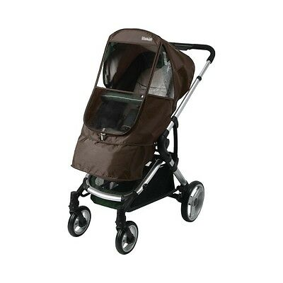 Manito Stroller Cover- Elegance Beta (Chocolate Brown)