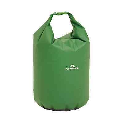 Kathmandu Durable Seamless Storage Water Resistant Dry Bag v2 Medium 25L Green