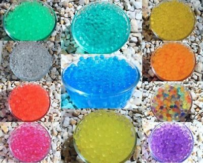 Crystal Soil Water Beads Orbeez Gel Jelly Ball Wedding Party Decoration 10g pks