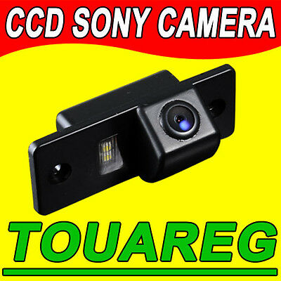 Sony CCD VW Polo Jetta Passat Tiguan Touareg Santana golf car reverse camera LED
