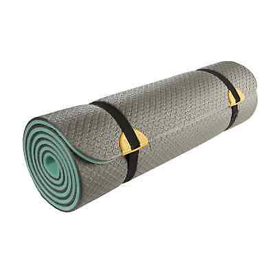 Kathmandu Travel Hiking Camping Outdoor Sleep Foam Mat 8mm v2 in Grey New
