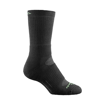 Kathmandu Mens Merino Wool Ergonomical Elasticated Rib Hiking Track Sock