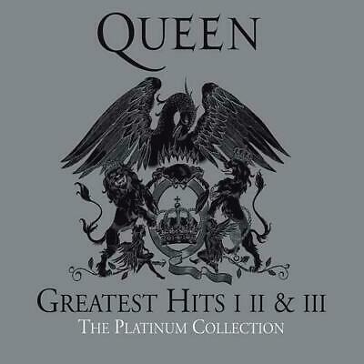 Queen Platinum Collection 2011 Remastered Audio Cd
