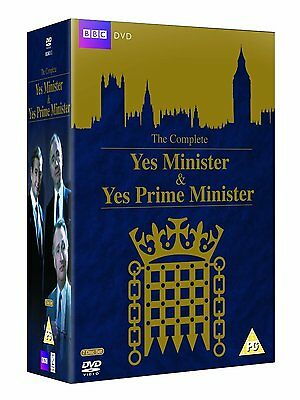 The Complete Yes Minister & Yes Prime Minister Collector's Dvd Box Englisch
