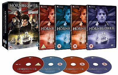 Hornblower The Complete Collection Special Edition Dvd Box Englisch