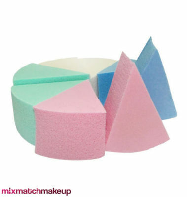 Pack of Cosmetic Sponges - Wedges (8 Wedges in Pack)