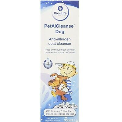 PetalCleanse Allergy Relief from Dogs -reduces allergens causing allergies