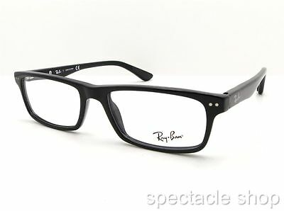 Ray Ban RB 5277 2000 Black RX New Guaranteed Authentic