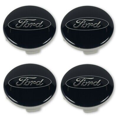 4x ORIGINAL Ford Nabendeckel Felgendeckel Ø 55 mm C-MAX FIESTA FOCUS 1429118