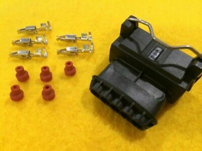 5 Pin plug set for sensors with Bosch style plug connector female