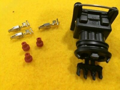 3 Pin plug set for sensors with Bosch style plug Female connector