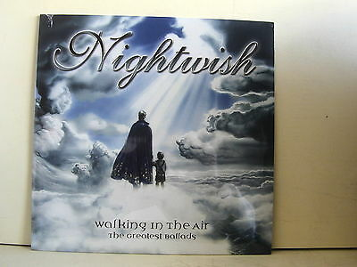 Lp-Nightwish-Walking In The Air-The Greatest Ballads