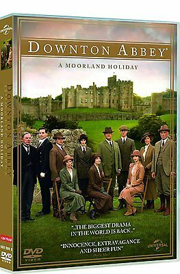 Downton Abbey A Moorland Holiday Christmas Special 2014 Dvd Englisch