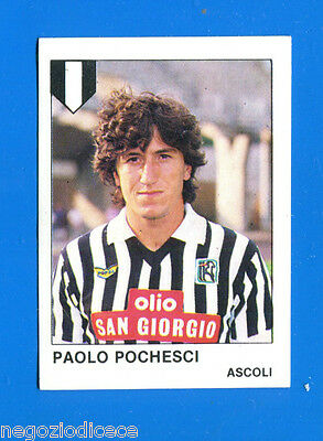 CALCIO FLASH 1981-82 Lampo Figurina-Sticker n.13-BRINI-ASCOLI-New