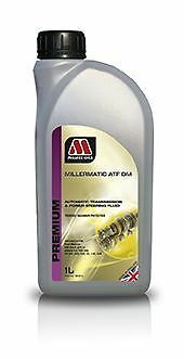 Millers Oils Millermatic ATF DM Auto Transmission Power Steering Fluid 1 Litre