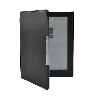 Auto Sleep Magnetic Cover Case For Kobo Aura 6inch eReader + Screen + Touch Pen
