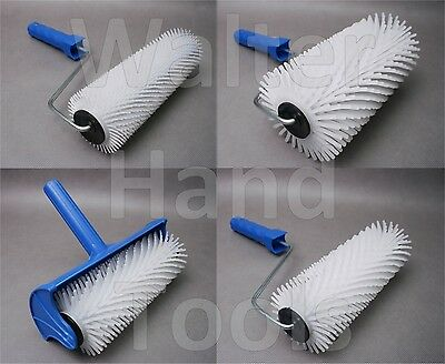 "Spiked Aeration Roller 230mm (9"") Spikey, Self Levelling Screed, Flooring Tools"