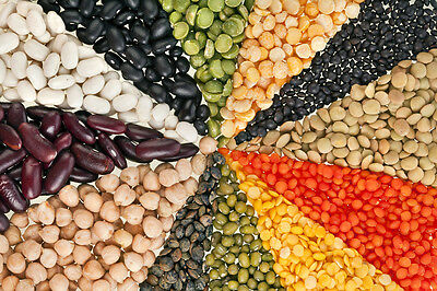 200g Beans, Grains, Pulses and Lentils * Free Postage * 25 Variety *