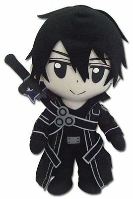 *NEW* Sword Art Online: Kirito Plush