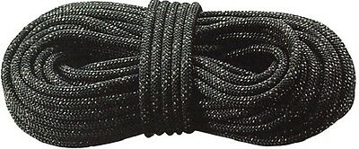Liberty Mountain Static Rescue Rope 150' Feet Black Rescue Rappelling Rope 279