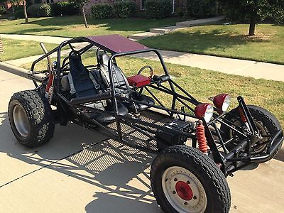 Dune Buggy / Sand Rail with title, street legal, many extras & upgrades.