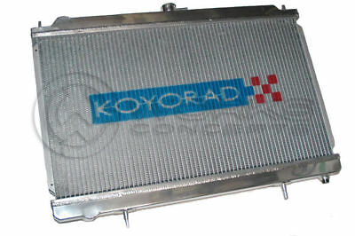 KOYO 36MM RACING RADIATOR for SENTRA 200SX SER 91-99 V020311 35mm Hose