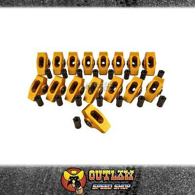 "Crane Cams Roller Rockers Gold Series Sb Chev 1.5 Ratio X 3/8"" Stud - Cr11750-16"