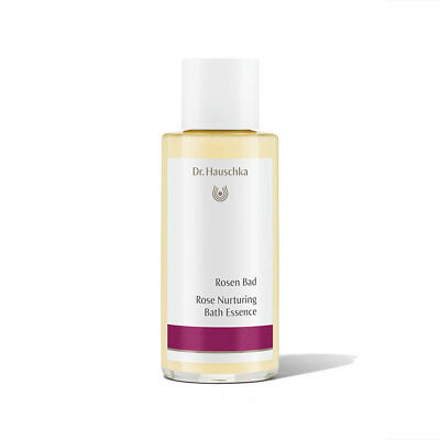 Dr Hauschka Rose Nurturing Bath Essence (100ml)  | BRAND NEW