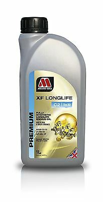 Millers Oils XF Longlife C2 5w30 Fully Synthetic Longlife Engine Oil - 1 Litre