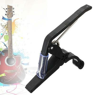 Quick Change Tune Clamp Key Trigger Capo For Acoustic Electric Classic Guitar KJ